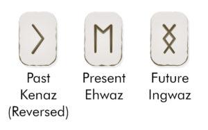 Three Rune Spread Reading